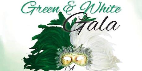 Green & White Gala: A Masquerade Extravaganza tickets