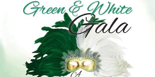 Green & White Gala: A Masquerade Extravaganza