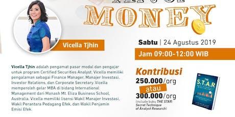 ART OF MONEY tickets