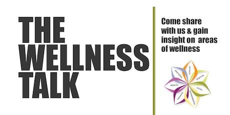 The Wellness Talk tickets