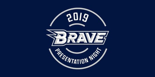 2019 CBR BRAVE PRESENTATION NIGHT