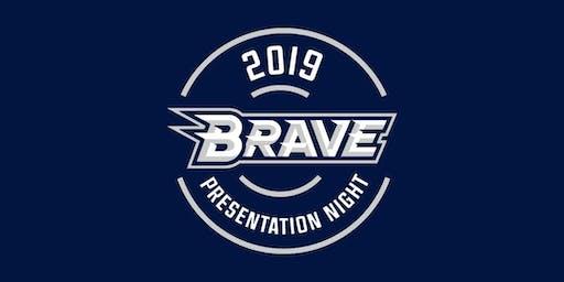 2019 CBR BRAVE PRESENTATION NIGHT