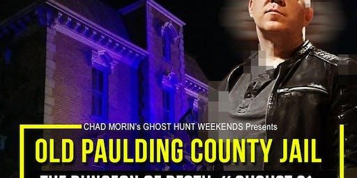 Old Paulding Jail Ghost Hunt