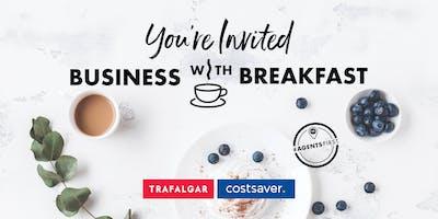 Business with Breakfast, Presented by Trafalgar - Toowoomba