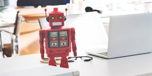 Beep! Beep! Ripper Robots Story Time - Maryknoll - Thursday 3/10