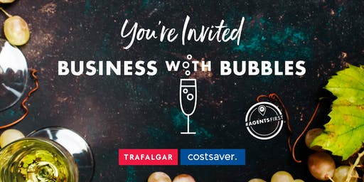 Business with Bubbles, Presented by Trafalgar - South Brisbane