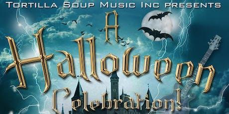 A Halloween Celebration !! tickets