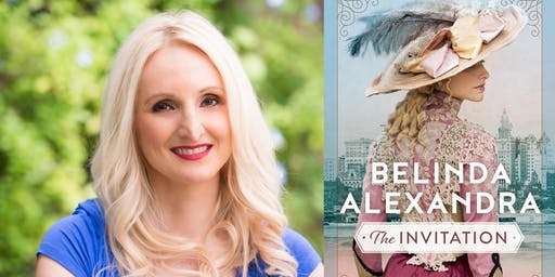 Memorable Moments: Creating the world of a novel with Belinda Alexandra