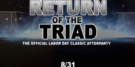 Return of the Triad PV x UH x TxSU tickets