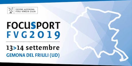 FOCUS SPORT FVG 2019 tickets