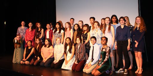 Phoenix Youth Poet Laureate Ceremony