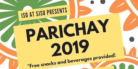 Parichay'19 ISO-SJSU tickets