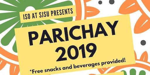 Parichay'19 ISO-SJSU