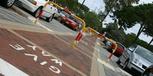 Managing car parking: challenging but critical for active transport success