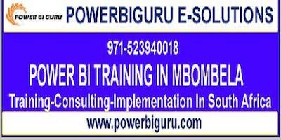 1 Week Microsoft Powerbi training in Mbombela,South Africa