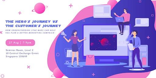 The Hero's Journey vs the Customer's Journey