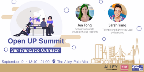 Open UP Summit San Francisco Outreach tickets