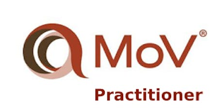 Management of Value (MoV) Practitioner 2 Days Training in Canberra tickets