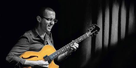LIVE JAZZ - Global guitar sensation HRISTO VITCHEV Quartet tickets