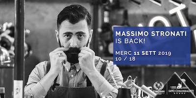 Massimo Stronati is back!