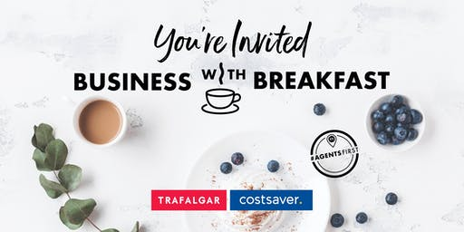 Business with Breakfast, Presented by Trafalgar - Brisbane CBD