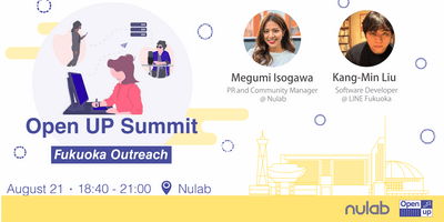 Open UP Summit Fukuoka Outreach