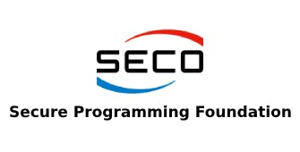 SECO – Secure Programming Foundation 2 Days Training in Ottawa