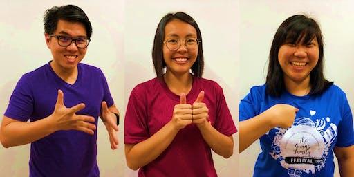 Conversational Sign Language Workshop