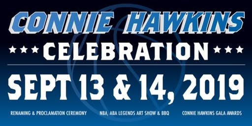 The Revival of Connie Hawkins' Legacy (3-Part Event)#1