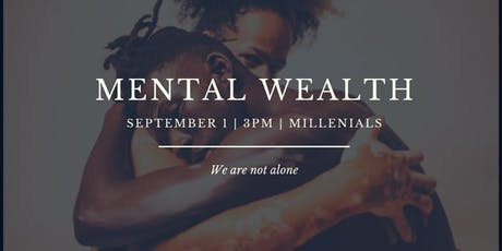 Mental Wealth Seminar tickets