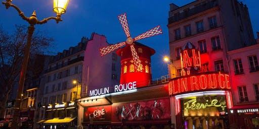 PMOS Dance Workshop: Welcome to the Moulin Rouge!