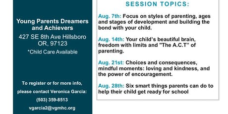 Free Parenting Classes tickets