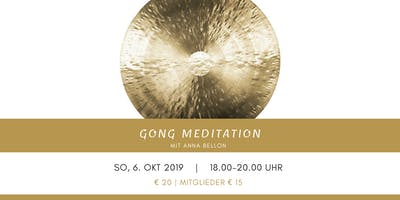Gong Meditation mit Anna Bellon