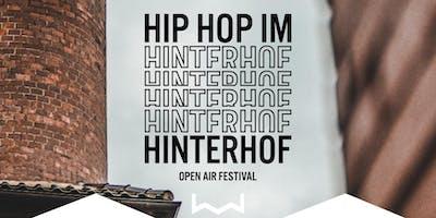 Hip Hop im Hinterhof | Open Air Festival