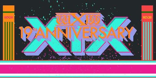 wXw Wrestling: 19th Anniversary - Oberhausen