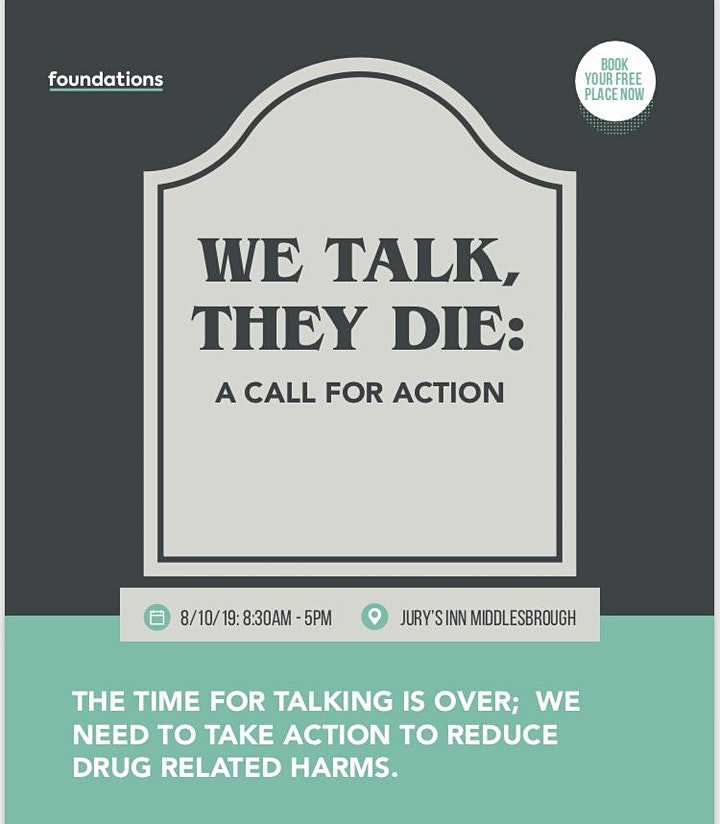 We Talk, They Die : A Call for Action image