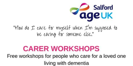 Dementia Carer Workshop - Coping for Carers tickets