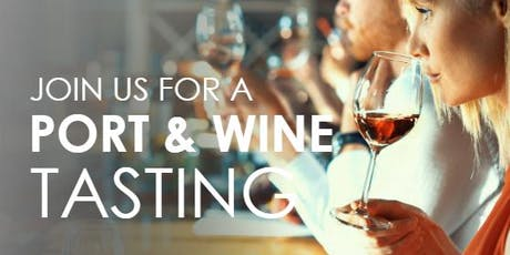 Port and Wine Tasting with Equiniti at the PLSA Conference tickets