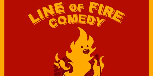 Line of Fire: free fireside standup comedy