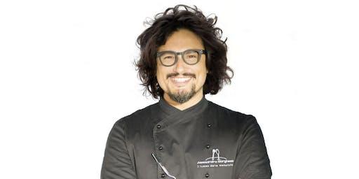 Chef Alessandro Borghese a WardaGarda - Partecipa alla tavola rotonda