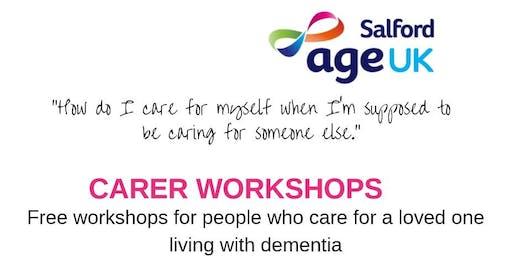 Dementia Carer Workshop - Legal and Finance