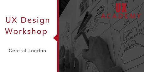 UX Academy - Introduction to UX Design Workshop tickets