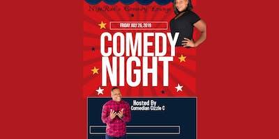 """Laugh Out Loud"" Comedy Show"