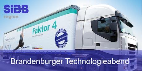 Technologieabend bei Zulieferer für Auto- und Luftfahrtindustrie Fürstenwalde Tickets