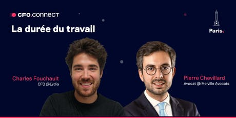 CFO Connect | Paris Meetup #11 billets