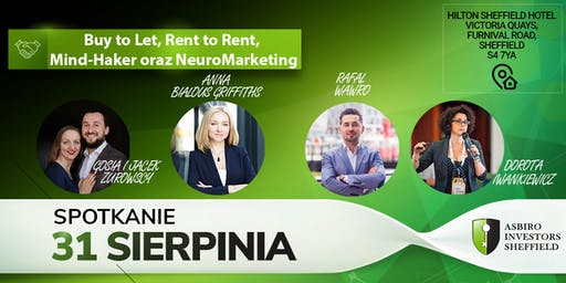 Buy to Let, Rent to Rent, Mind-Haker oraz NeuroMarketing