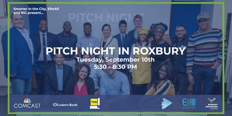 Pitch Night in Roxbury tickets
