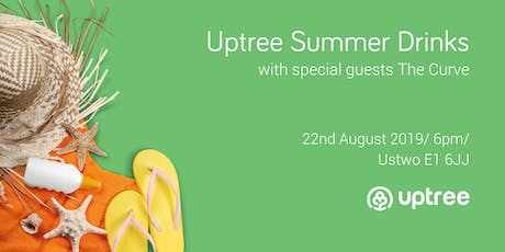 Uptree Summer Drinks tickets