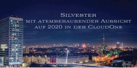 Silvester 2019/ 2020 in der CloudOne Tickets