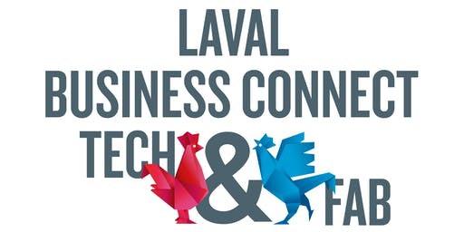 Inscription Business Connect Tech & Fab - LAVAL
